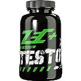ZEC+ Testo+ Kapseln - 120 Stück, Booster mit D-Asparaginsäure und N-Methylglycine - Made...