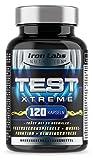 TEST XTREME® - Hardcore Booster für Männer mit Aminosäuren, Zink & Vitamin D für...