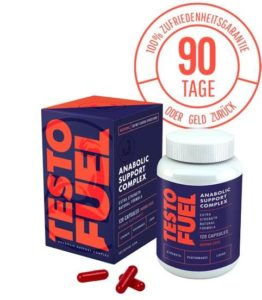 TestoFuel Testosteron Booster